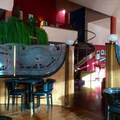 Hotel Gattapone гостиничный бар
