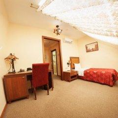 Гостиница Дон Кихот 3* Стандартный номер с различными типами кроватей фото 11