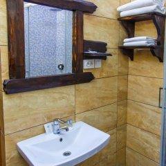 Гостиница Dniprovskiy Dvir 4* Люкс разные типы кроватей фото 3