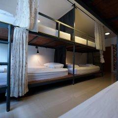 Varinda Hostel Стандартный номер разные типы кроватей