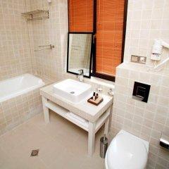 Отель Цитадель Нарикала 4* Стандартный номер двуспальная кровать фото 4