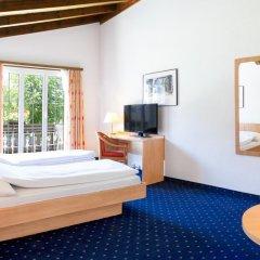 Отель Bünda Davos Швейцария, Давос - отзывы, цены и фото номеров - забронировать отель Bünda Davos онлайн комната для гостей