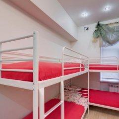 Хостел Мини-Мани на Крылова Стандартный номер с двуспальной кроватью фото 6
