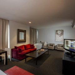 Hotel Ercilla 4* Люкс с различными типами кроватей фото 4