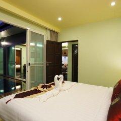 Отель Sudee Villa 4* Вилла разные типы кроватей фото 14