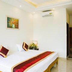 Отель Mi Kha Homestay 3* Улучшенный номер с различными типами кроватей фото 10