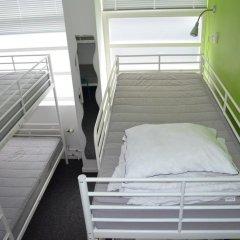 Отель Interhostel 2* Кровать в общем номере с двухъярусной кроватью фото 14