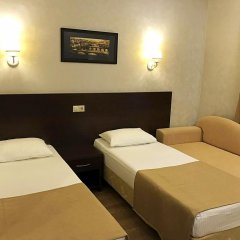 Мини-Отель У Заполярья 3* Стандартный номер с двуспальной кроватью фото 4