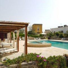 Отель Masseria Coccioli Италия, Лечче - отзывы, цены и фото номеров - забронировать отель Masseria Coccioli онлайн бассейн фото 3