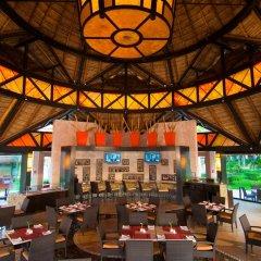 Отель Villa del Palmar Cancun Luxury Beach Resort & Spa Мексика, Плайя-Мухерес - отзывы, цены и фото номеров - забронировать отель Villa del Palmar Cancun Luxury Beach Resort & Spa онлайн питание фото 3