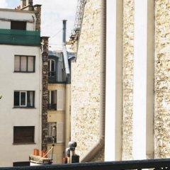 Отель Grand Hôtel Lévêque балкон