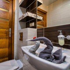 Отель Apartamenty i Pokoje w Willi na Ubocy Люкс фото 4