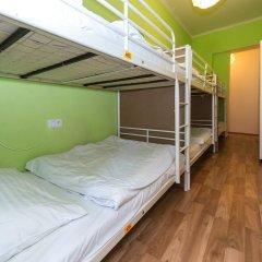Hostel Orange Кровать в общем номере с двухъярусной кроватью фото 9