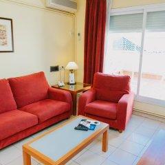 Апарт-отель Bertran 3* Стандартный номер с двуспальной кроватью фото 7