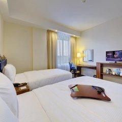Гостиница Hampton by Hilton Волгоград Профсоюзная 4* Стандартный номер с различными типами кроватей фото 15