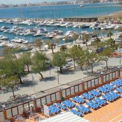 Univers Hotel пляж фото 2