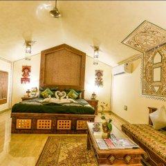 Отель Chokhi Dhani Resort Jaipur 4* Полулюкс с различными типами кроватей фото 3