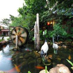 Guangzhou The Royal Garden Hotel бассейн