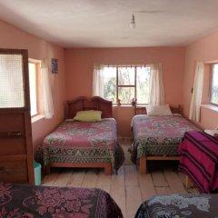 Отель Casa Inti Lodge Стандартный номер с различными типами кроватей (общая ванная комната) фото 2