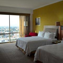 Отель Holiday Inn Select 4* Представительский номер фото 3