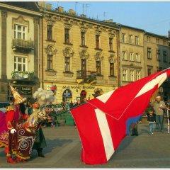 Отель Globtroter Польша, Краков - отзывы, цены и фото номеров - забронировать отель Globtroter онлайн фото 17