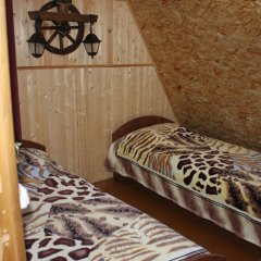 Hotel at Yuzhnyy proyezd комната для гостей