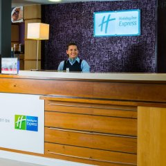 Отель Holiday Inn Express Glasgow City Centre Riverside интерьер отеля фото 3