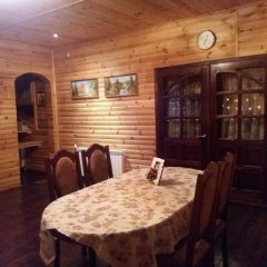 Гостиница Pid Zelyonym Dakhom Country House питание