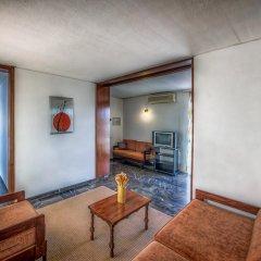 Zina Hotel Apartments 3* Улучшенные апартаменты с различными типами кроватей фото 7