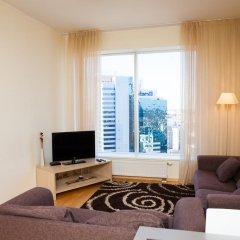Апартаменты Adelle Apartments комната для гостей фото 5