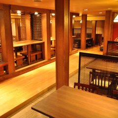 Отель Tarutama Onsen Yamaguchi Ryokan Минамиогуни спа