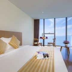 Отель StarCity Nha Trang 4* Студия с различными типами кроватей фото 3