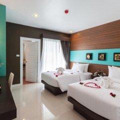 Tuana Patong Holiday Hotel 3* Стандартный номер с двуспальной кроватью фото 5