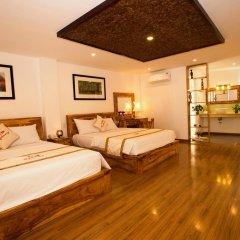 Rex Hotel and Apartment 3* Семейная студия с двуспальной кроватью фото 6