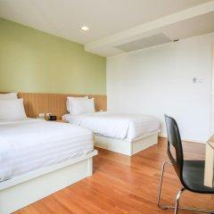 Отель Northgate Ratchayothin 4* Студия с различными типами кроватей фото 17
