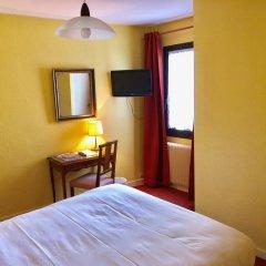 Отель Citotel Le Volney Сомюр удобства в номере