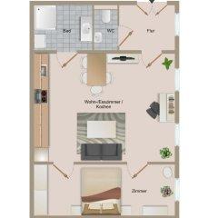 Отель Kaiser Lofts By Welcome2vienna Апартаменты фото 21