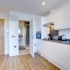Апартаменты Linton Apartments Улучшенная студия с различными типами кроватей фото 3