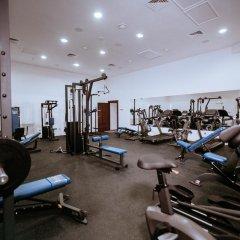 Гостиница Астраханская фитнесс-зал фото 4