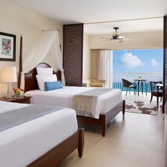 Отель Secrets St. James Ямайка, Монтего-Бей - отзывы, цены и фото номеров - забронировать отель Secrets St. James онлайн комната для гостей фото 12