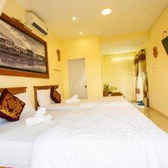 Отель Riverside Pottery Village 3* Стандартный семейный номер с двуспальной кроватью фото 2