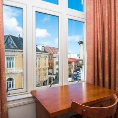 Отель City Apartment Hotel Норвегия, Берген - отзывы, цены и фото номеров - забронировать отель City Apartment Hotel онлайн балкон