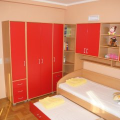 Hotel Stella di Mare 4* Апартаменты с различными типами кроватей фото 17