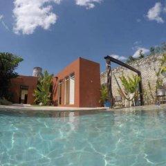Отель Hostal La Ermita Кровать в общем номере с двухъярусной кроватью фото 2