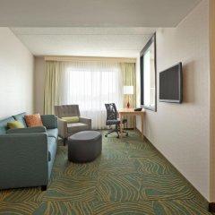 Отель Springhill Suites Minneapolis-St Paul Airpt/Mall Of America 3* Люкс фото 8