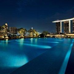 The Fullerton Bay Hotel Singapore 5* Номер Делюкс с различными типами кроватей фото 2