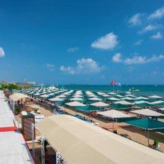 Miramare Queen Hotel Турция, Сиде - 1 отзыв об отеле, цены и фото номеров - забронировать отель Miramare Queen Hotel - All Inclusive онлайн пляж