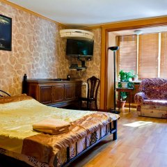 Апартаменты Lessor комната для гостей фото 3