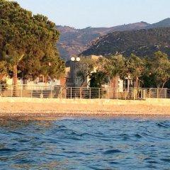 Отель Villa Arhondula пляж