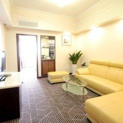 Overseas Chinese Friendship Hotel 3* Люкс с различными типами кроватей фото 7